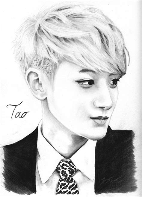 biography of exo tao 456 best images about about exo fanart on pinterest