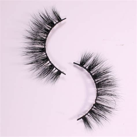 most comfortable false eyelashes london 3d mink handcrafted false eyelashes
