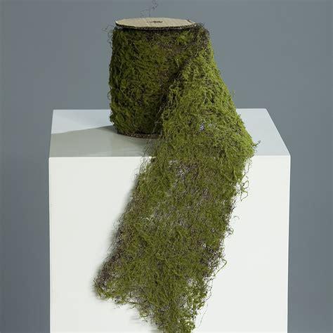Moss Mat Roll by Moss Roll Green 15 X 200 Cm Artificial Plant By Dpi Ebay
