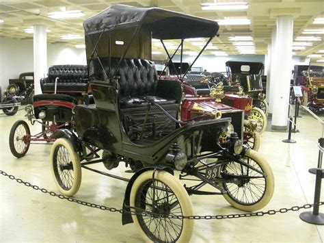 The Automobile And American Life Early Automobile History
