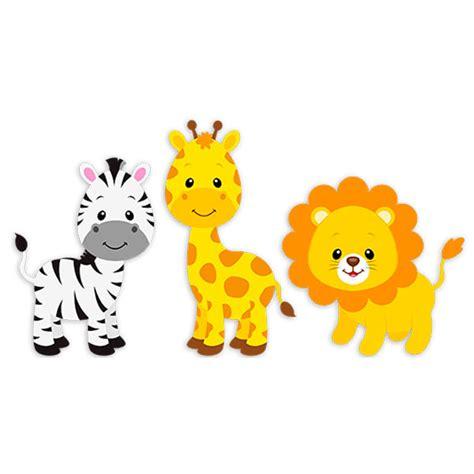 imagenes de animales de safari safari cebra jirafa y le 243 n