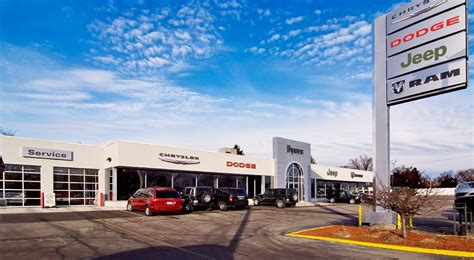 Byers Chrysler Jeep Columbus Ohio by Byers Chrysler Jeep Dodge Renier Construction