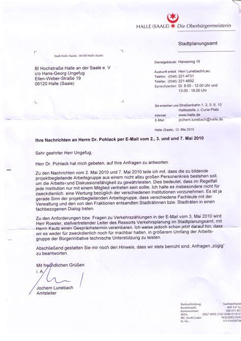 Mit Freundlichen Grüßen I V Bi Hochstrasse Halle An Der Saale E V Kooperation Stadt