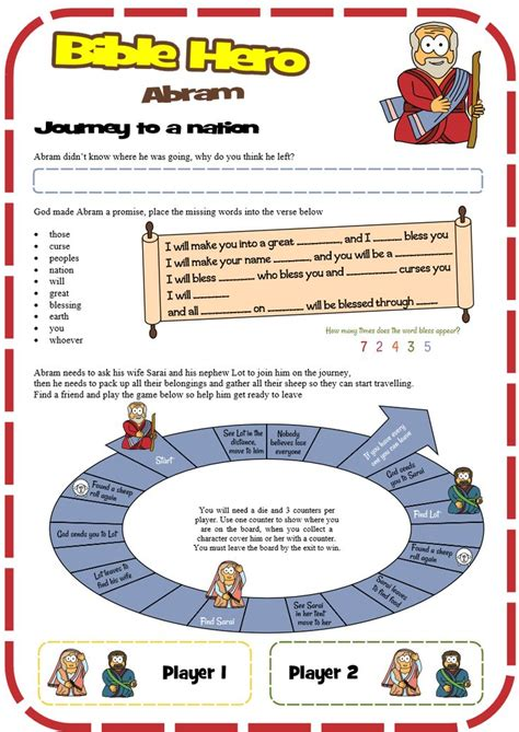 by cathy abraham activity idea place genesis a collection of education ideas to try fun for