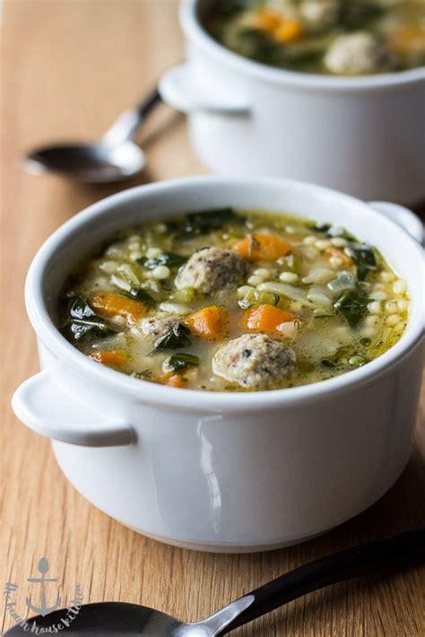 Soups On Radicchio Soup by Best 25 Wedding Soup Ideas On Italian Wedding