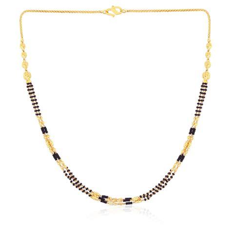 gold black chains models nallapusalu models in malabar gold south india jewels