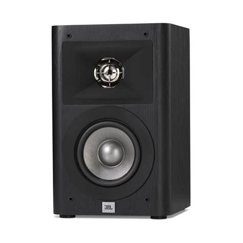 studio 220 powerful 2 way 4 inch bookshelf speakers
