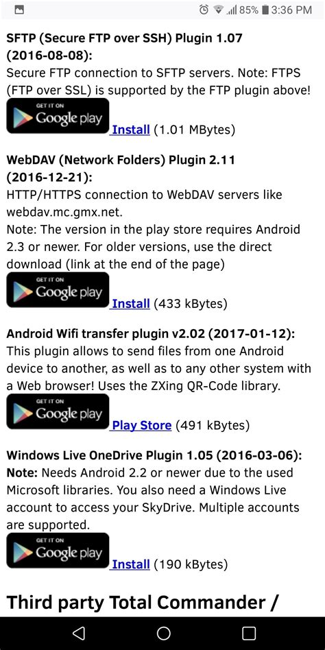 best file managers for android the 5 best free file managers for android 171 android