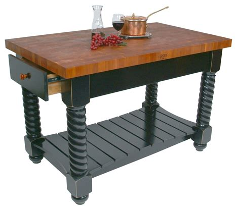kitchen butcher block islands boos cherry end grain butcher block kitchen island