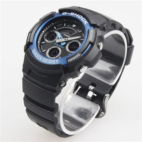 Casio G Shock Aw 591 2a Original auc freez rakuten global market g shock digital analogue clock aw 591 2a in a casio g shock