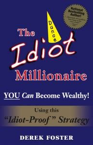What Of Idiot Would Pay One Million Dollars For Tired Ratty Extensions by The Idiot Millionaire By Derek Foster Review And Giveaway
