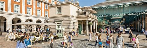When The Lights All Shine Covent Garden Shopping Food And Cultural Destination In