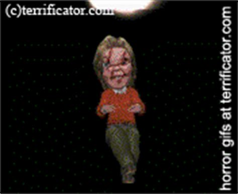 gif themes free download chucky lights horror gifs horror movies with terrificator