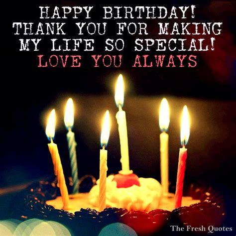 Birthday Thanks Quotes Happy Birthday Thank You Quotes Quotesgram