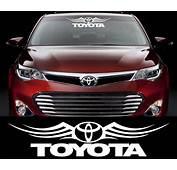 SupDec  Toyota