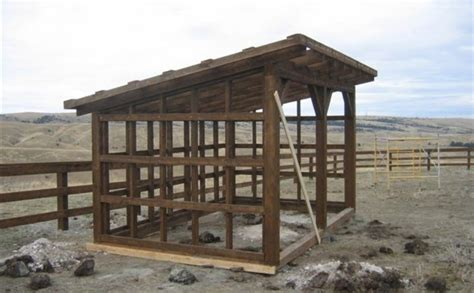 wood working   pole barn plans extension service