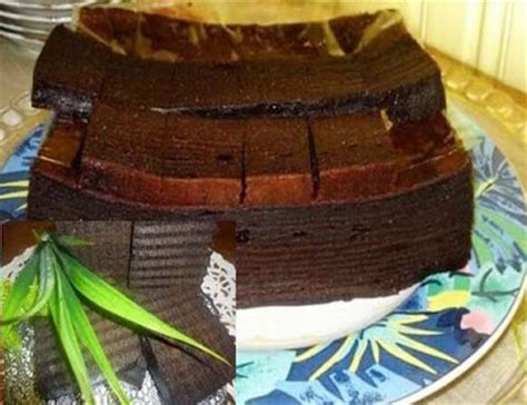 Kue Lapis Belacan cara membuat kue lapis milo legit resep masakan indonesia