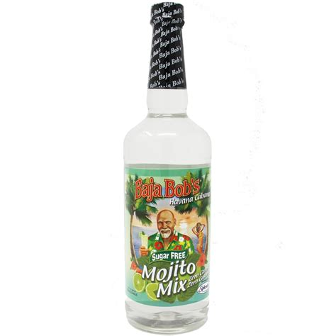 mojito cocktail bottle amazon com master of mixes mojito drink mix ready to