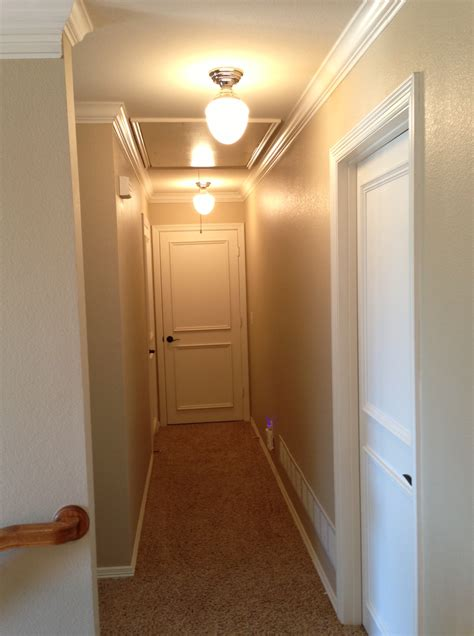 small hallway lighting ideas inspirations balls flush ceiling fixtures as modern hallway lighting added grey wall color
