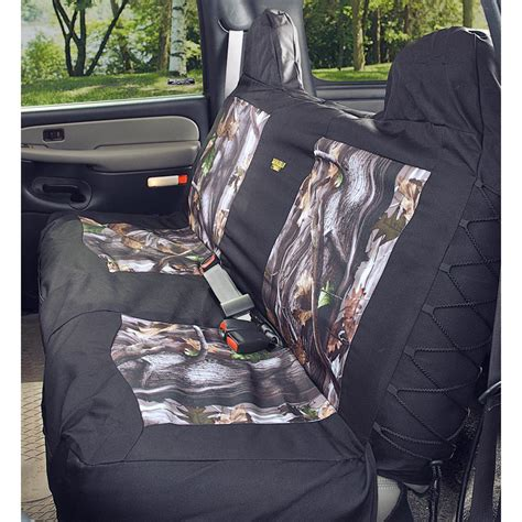 camo bench seat saddleman 174 next bench seat cover camo 161997 seat