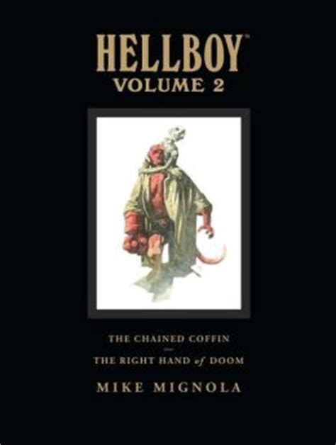 hellboy library edition volume 2 the chained coffin and
