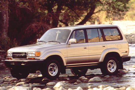 buy car manuals 1993 toyota land cruiser free book repair manuals 1990 97 toyota land cruiser consumer guide auto