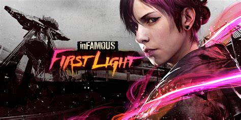ps4 review infamous light i am your target