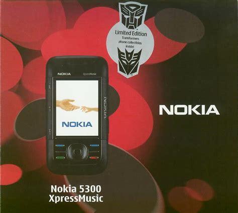 Speaker Universal Kaki Silang Nokia 5300 massorder mobile tech intro nokia 5300 black transformer limited edition