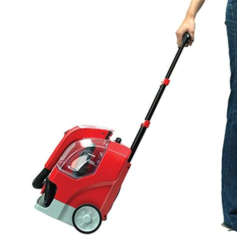 upholstery cleaner machine reviews rug doctor portable spot cleaner removes stains and