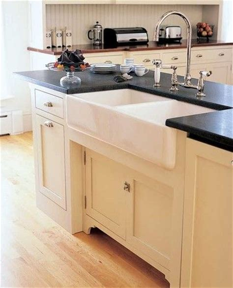 farmhouse kitchen sink in island kitchen photos island sink design pictures remodel decor and ideas page 5 for