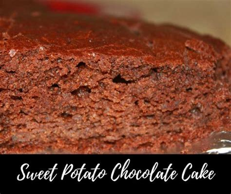 sweet potato cake recipe from scratch easy sweet potato chocolate cake recipe recipe garden