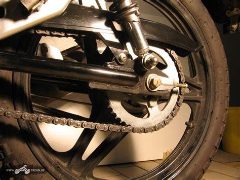 Motorrad Kette Oelen by Http Www Ybrfreun De Kette Am Motorrad Schmieren