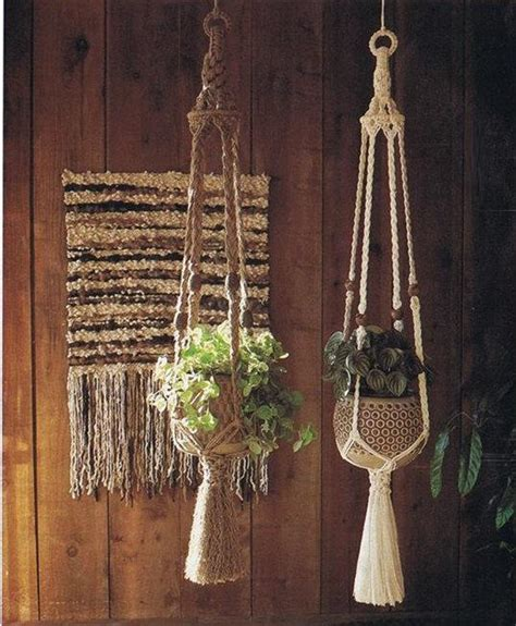 Unique Macrame Patterns - unique macrame patterns macrame pattern vintage 70s