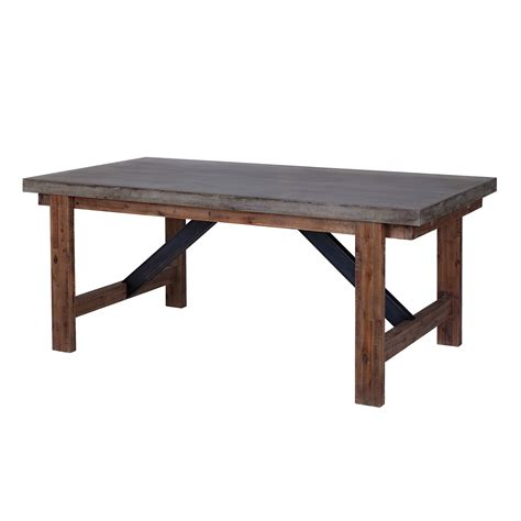 Best Modern Dining Tables Dining Table Concrete Top Furniture Mais On Modern Dining Tables Dusk Concrete Table Eurway