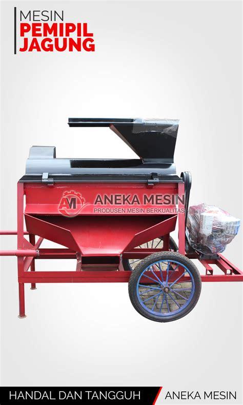 Mesin Pemipil Jagung Diesel mesin pemipil jagung