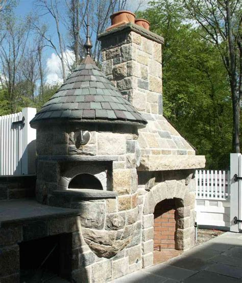 outdoor fireplace and pizza oven combination plans 17 best ideas about pizza oven fireplace on