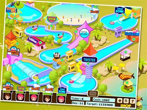 theme park creator free app shopper water theme park be a operation specialist