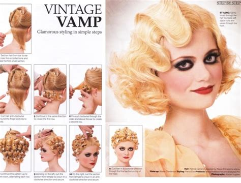 How To Do 1920s Hairstyles by 1920 S Inspired Wedding Hairstyles