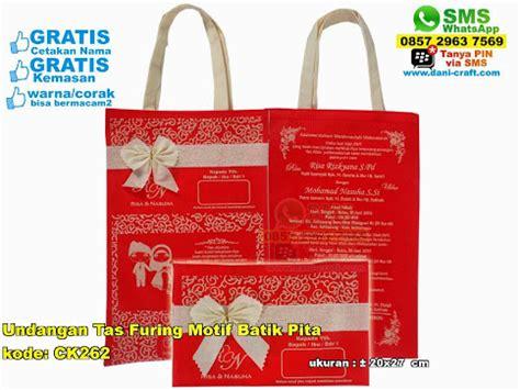 Tas Souvenir Undangan Pernikahan Motif Pipih 3 undangan tas pita motif souvenir pernikahan