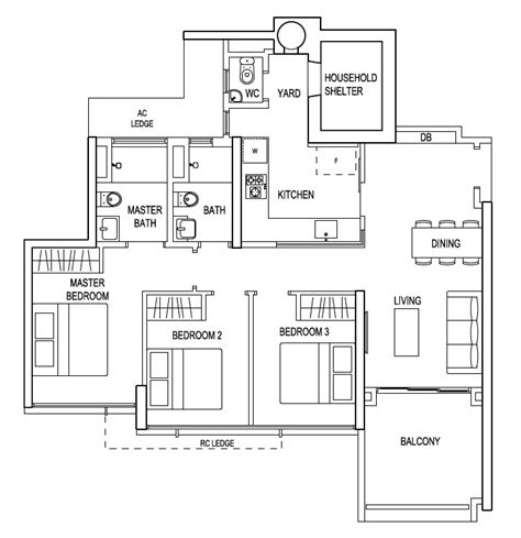 terrace floor plans the terrace ec floor plans