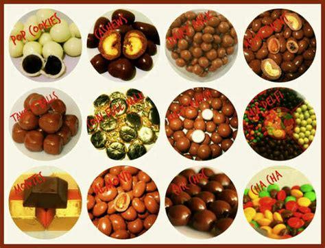 Coklat Sekat 3 Delfi aneka chocolate choccoholic rumah penggemar coklat
