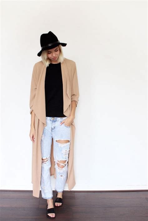 comfy outfits   cold summer day   chic