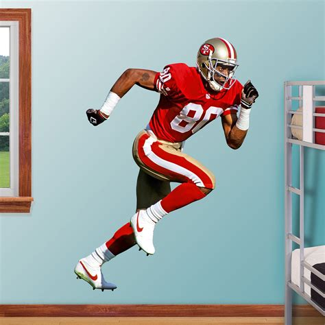 nfl fatheads wall stickers fathead nfl player legends wall decal nfl wall decor at hayneedle