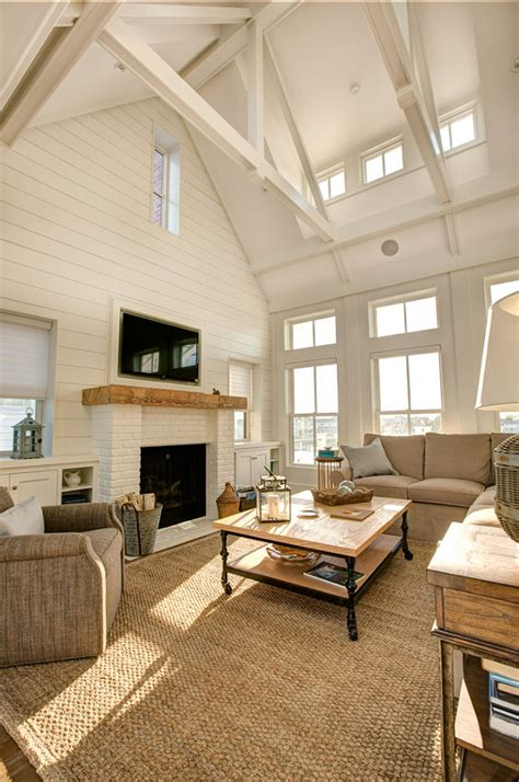beach house  transitional interiors home bunch