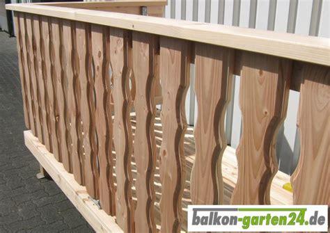 Glasgeländer Innen Preis by Balkonbretter Lindau B Sorte Balkon Garten24 De