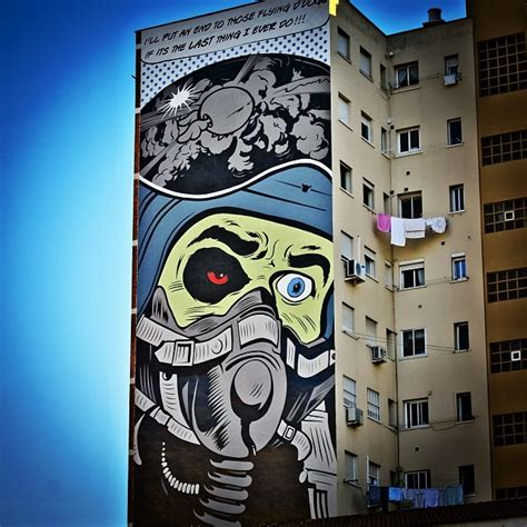 Modern Interior Design d face in malaga graffiti streetart urbanart grafity