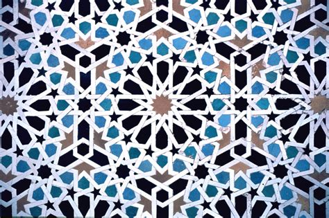 pattern islamic pattern in islamic art