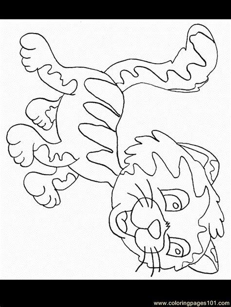 coloring pages wild cats wildcat coloring pages az coloring pages