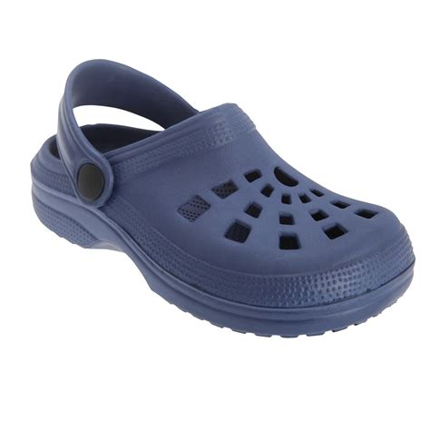 clog sandals for childrens navy summer clog sandals