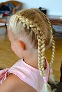 Tresse Enfant 70 Id 233 Es G 233 Niales Pour Les Petites Demoiselles